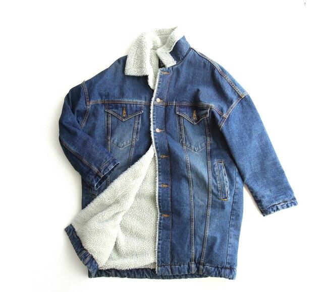 jeans jas dames