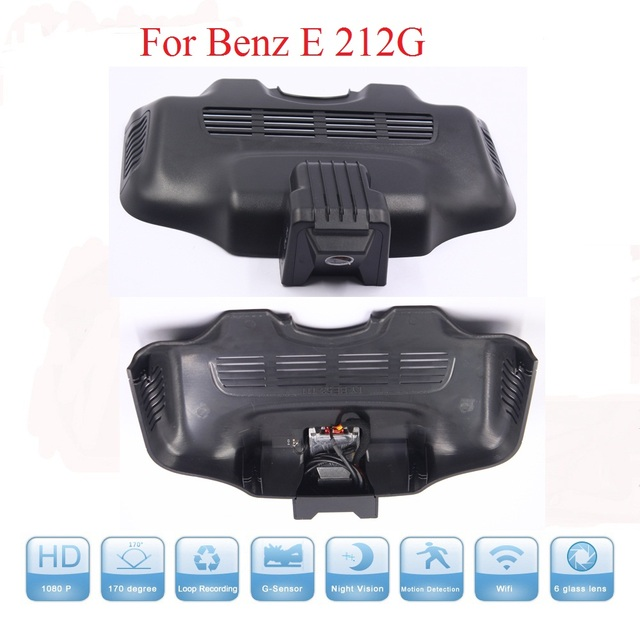 Hidden HD Car DVR For Benz E 212G 1 2
