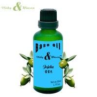 Vicky Winson Jojoba Oil 50ml 100 Natural Base Oil 100ml For Body Care Massaging Oil Keep