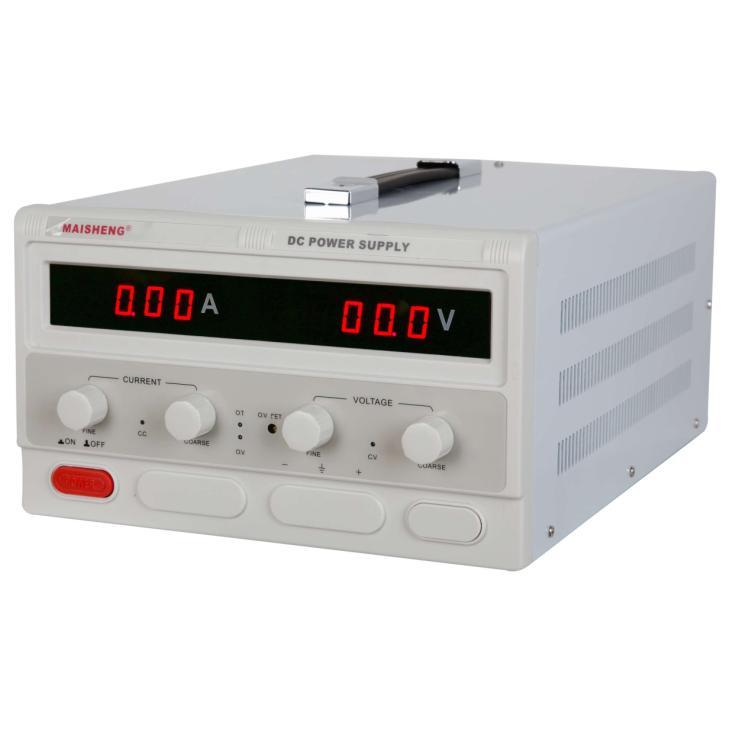 Maisheng 0~500V 0~5A Switching DC Power Supply MP5005D