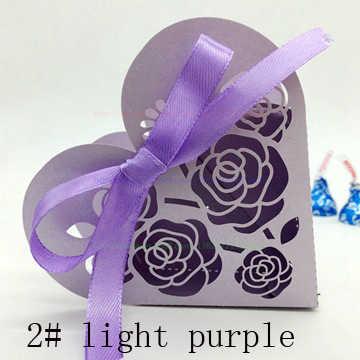Коробка для конфет упаковка для шоколада подарочная коробка сердце цветок кружева для дня рождения свадьба Вечеринка искусно изготовленные украшения своими руками пользу baby shower Wh