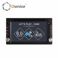 Ownice C500 Universal 2 Din Android Octa 8 Core Car DVD Multimedia Video Player GPS Wifi