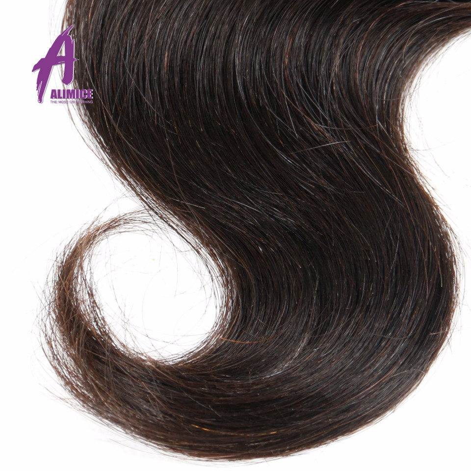 Brazilian Virgin Hair Body Wave 4 Bundles brazilian hair weave bundles 100% Unprocessed Virgin Human Hair Bundles Brazilian  Body Wave Alimice (7)