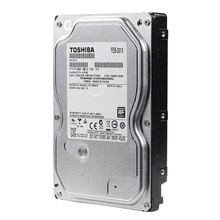 TOSHIBA 1TB nadzór wideo HDD wewnętrzny dysk twardy 5700 obr./min SATA 6 Gb/s 3.5