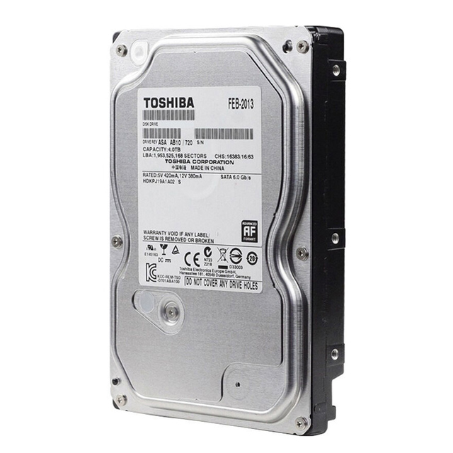 Image result for HDD SATA 2TB TOSHIBA SURVEILLANCE DT01ABA100V