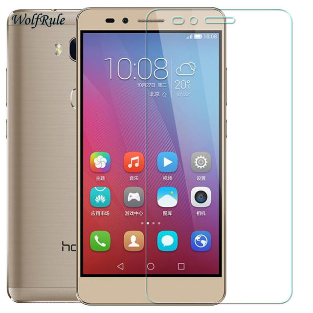 2PCS Glass Huawei Honor 6X Screen Protector Tempered Glass For Huawei Honor...