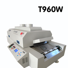 1 PC  T960W LED Infrared IC Heater  Reflow Oven 960MM  Rework Sation Reflow Wave Oven Equipment
