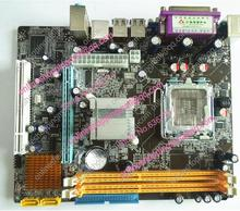 New authentic G41 motherboard 775 pin CPU DDR3 with IDE 4 USB 2 serial interface