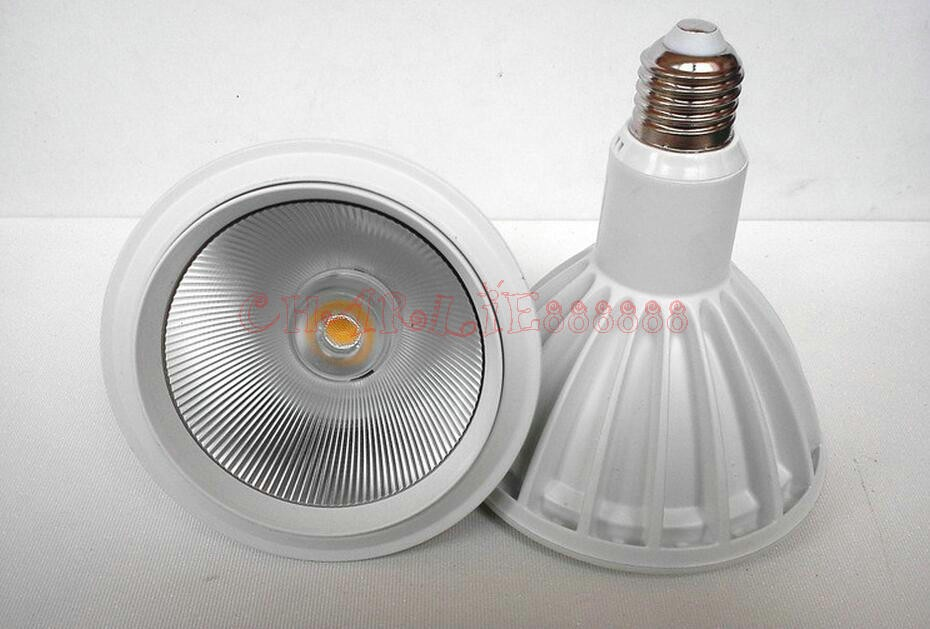 Super Bright PAR38 LED Spotlight 15W 20W E27 AC85V-265V Cold White Warm White LED Light LED Bulb Lamp For Home