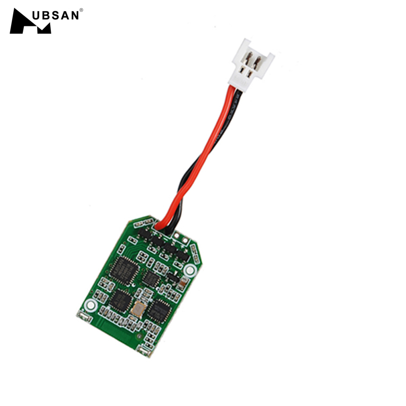 Original Hubsan X4 H107C Spare Parts Receiver H107C-a43 For RC Multicopter Remote Control Transmitter Parts hubsan x4 h502e remote control
