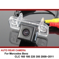 For Mercedes Benz CLC 160 180 220 350 2008 2011 SONY Night Vision Car Reverse Backup Parking Rear View Camera HD CCD