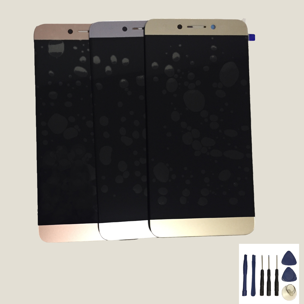 Gold Gray Touch Screen Hearty Original For Letv Leeco Le 2 Le2 Pro X525 X526 White Rose Gold Lcd Display Assembly Free Tools Can Be Repeatedly Remolded.