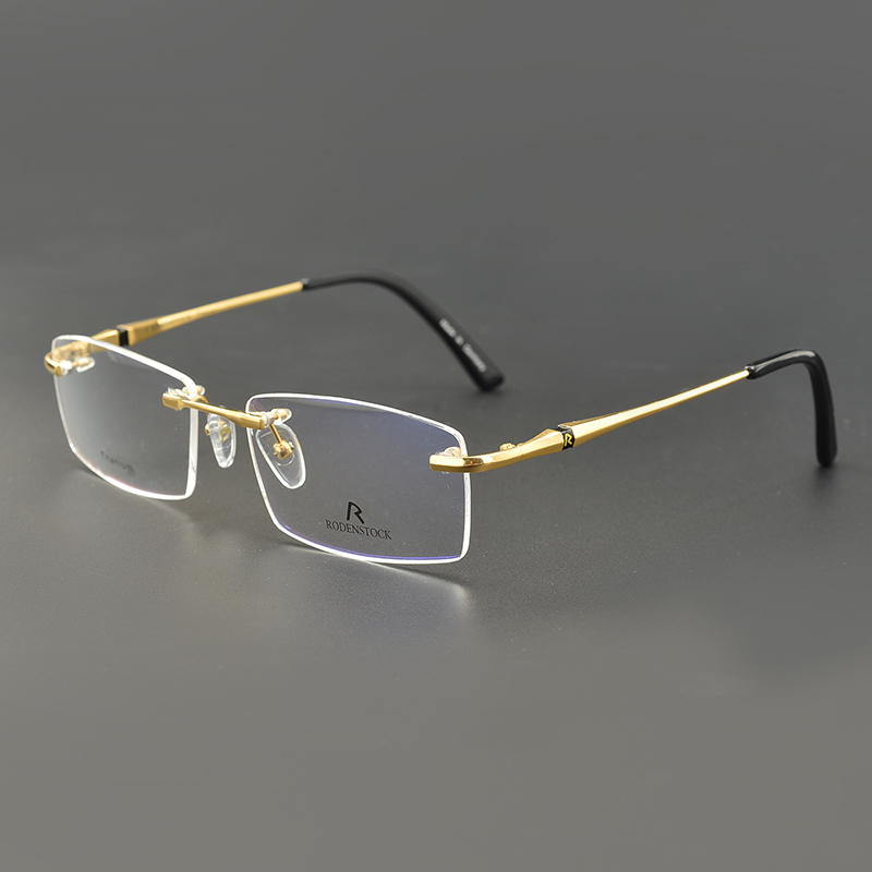 Eyeglass Frame Accessories : Online Buy Wholesale rodenstock eyeglass frames from China ...