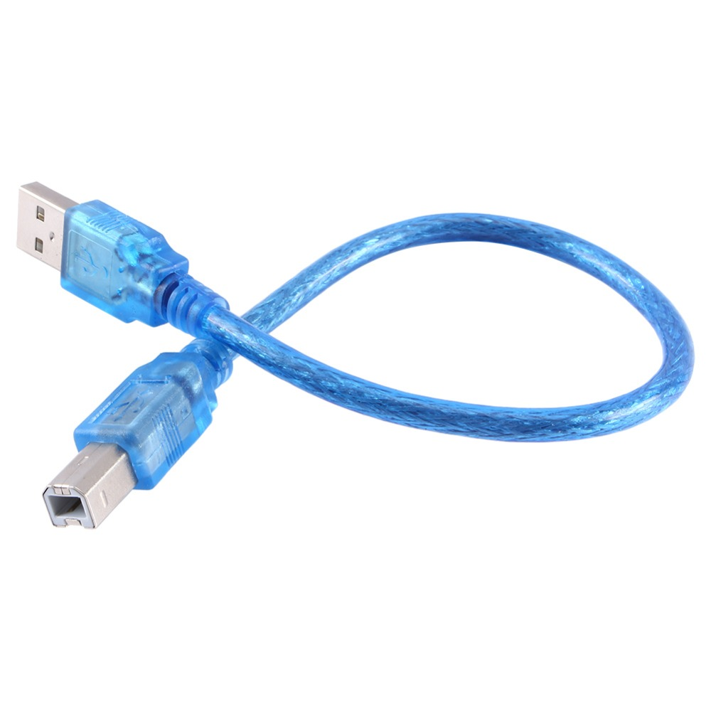 Extension Printer Cable 30CM USB 2.0 A male to B male Computer Wire ...