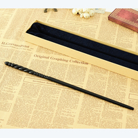 2018 Colsplay Metal Core Harry Potter Movie Newest Quality Deluxe COS Ginny Weasley Magic Wands Stick