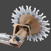 ISO30 зажим держателя инструмента ABS огнестойкий резиновый держатель инструмента коготь вилки для ЧПУ маршрутизатор