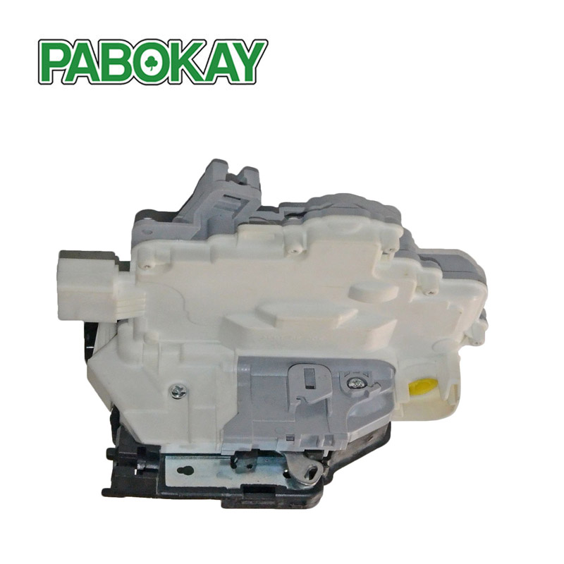 OE 8J1837015A 3C1837015A 전면 왼쪽 중앙 도어 잠금 래치 액츄에이터 메커니즘 VW PASSAT B6 SKODA SUPERB A4 A5 Q5 Q7