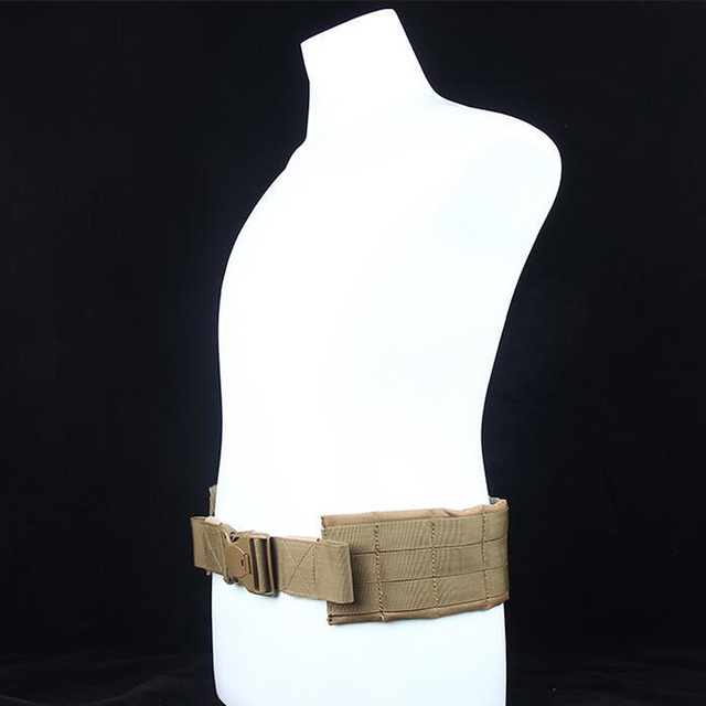 2019 New tactical molle belt  Function military Tactic climb Waist Seal More Function Man Other Belt MOLLE Load Belt Waist Bring 3