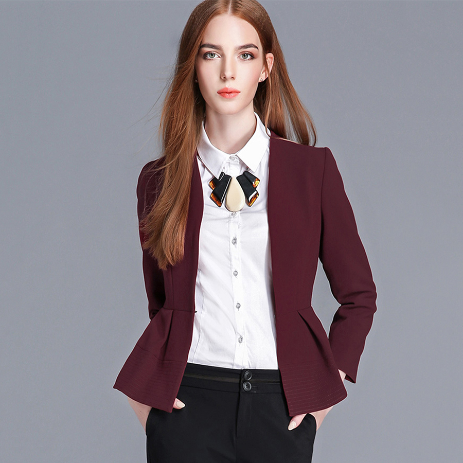 Online Get Cheap White Womens Blazer -Aliexpress.com | Alibaba Group