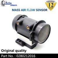 XUAN MAF MASS AIR FLOW METER SENSOR 0280212016 0986280101 For Volvo 240 244 245 740 760 780 940 2.0 2.3 i 2.3i CAT Turbo