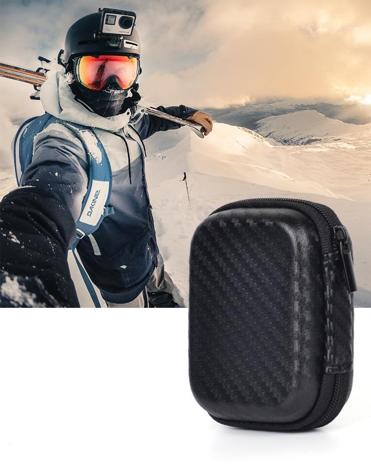 Mini camera USB cu bliț Carcasă cu geantă de rucsac SPORT CAMERA - Stocare externă