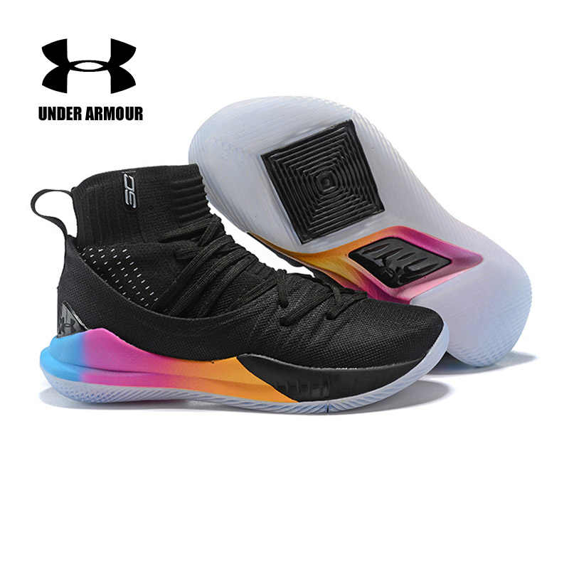 9aa0e46f8ec2 Detail Feedback Questions about Under Armour Men Curry 5 Basketball ...