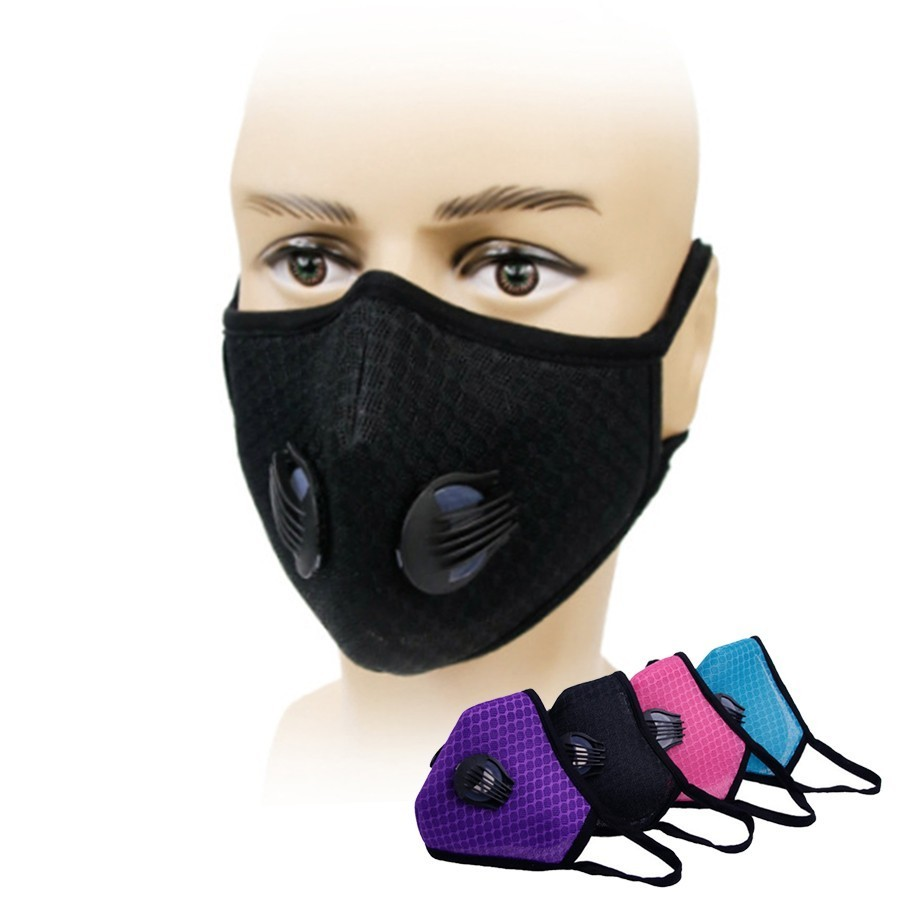 masque anti poluttion