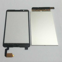 Black White For Sony Xperia E4 E2104 E2105 E2115 E2124 LCD Display Panel Monitor Module Touch