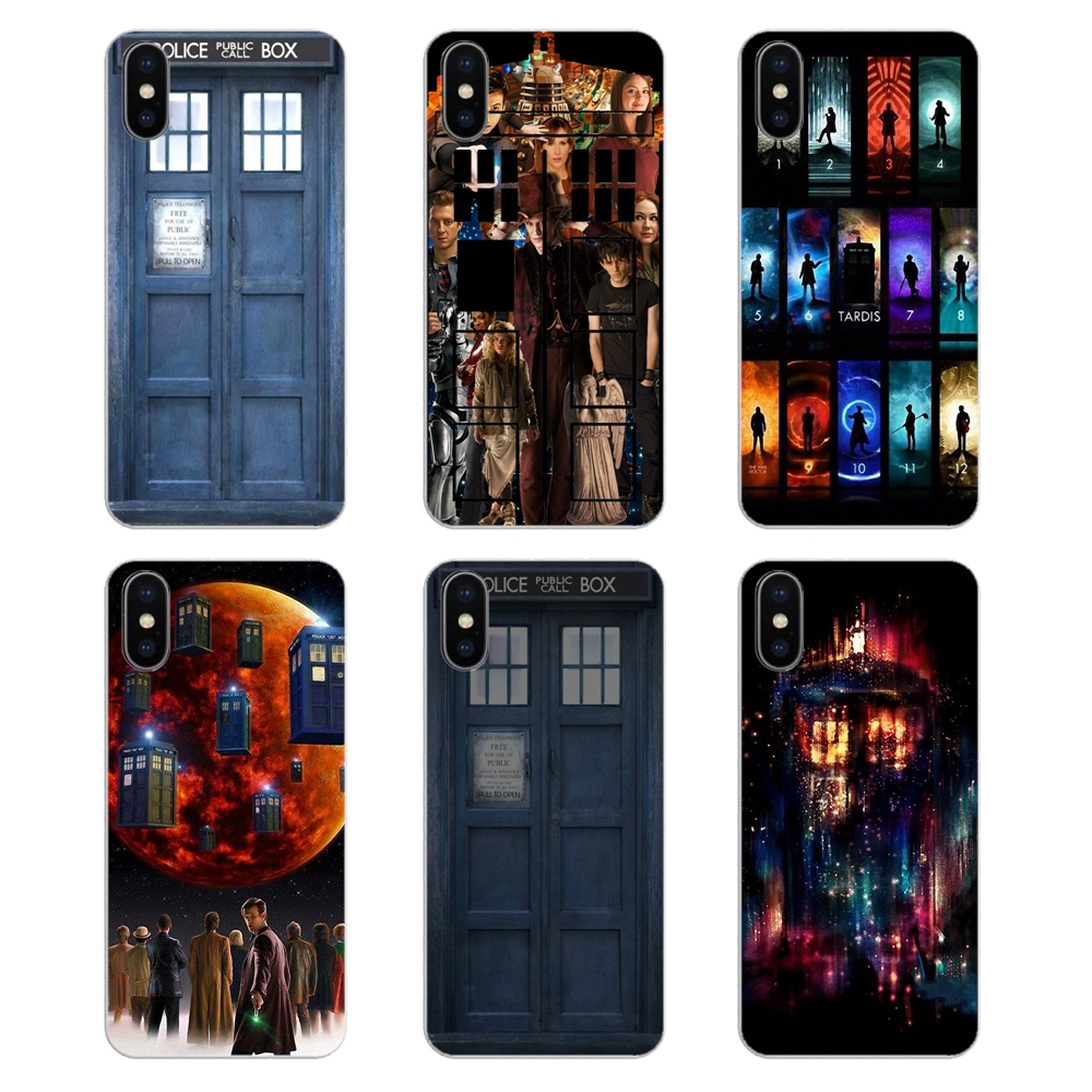 Cellphones & Telecommunications Phone Bags & Cases Lvhecn Tpu Skin Phone Case Cover For Samsung Galaxy S5 S6 S7 S8 S9 S10 Edge Plus S10e Lite Note 5 8 9 Tardis Doctor Who Canvas At All Costs