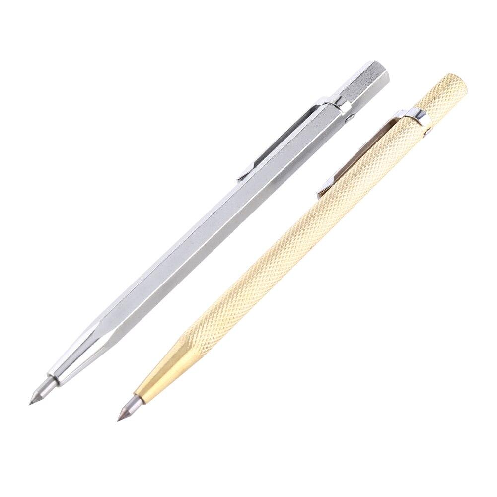 Портативный гравировальный металлический писатель из сплава с гравировкой ручка Ручной инструмент стекло резьба по дереву керамический г...