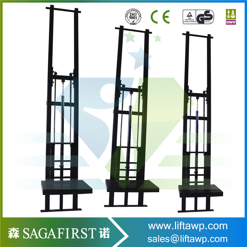 SINOFIRST Excellent Platform Lifting Cargo Lifters