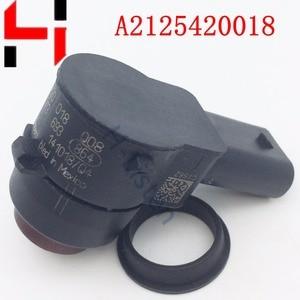 Image 4 - (4 pcs) 팩 pdc 주차 거리 제어 센서 c300 e500 s400 slk250 ml350 ml550 ml63 amg 2125420018 a2125420018