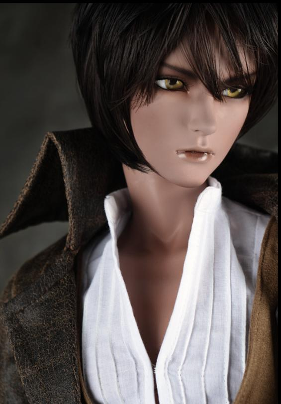 1/3BJD doll cat uncle free eyes can choose eye color