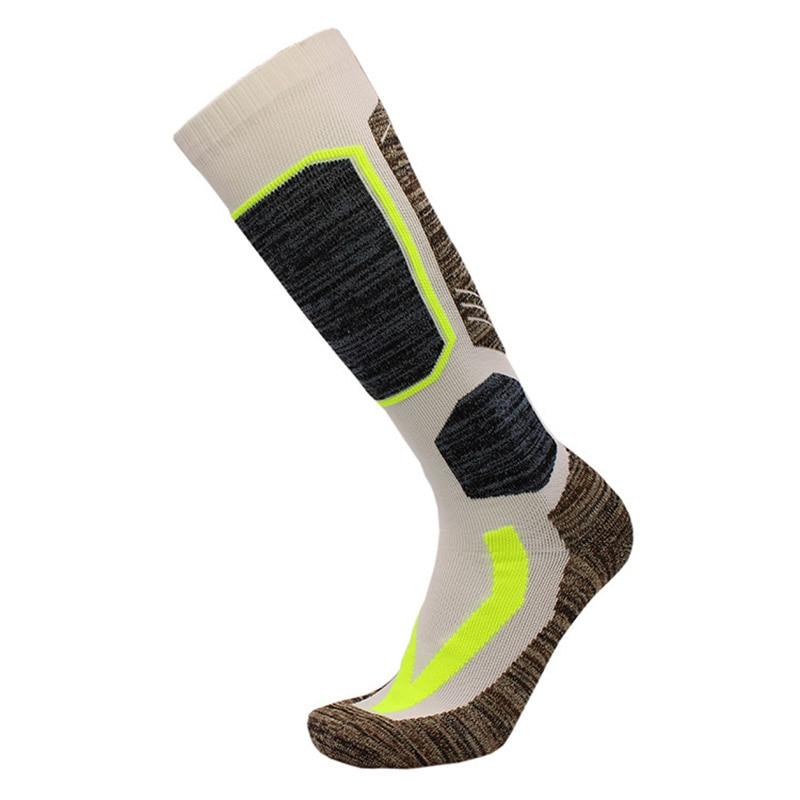Winter Warming Warm Thermosocks Knee High Winter Skiing Socks (3)