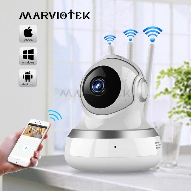 HD 1080 P bébé moniteur sans fil intelligent Audio CCTV caméra de sécurité à domicile IP caméras réseau Surveillance caméra bébé caméra wi-fi