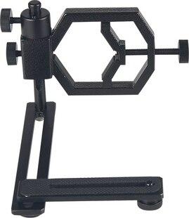 Fully Metal Telescope Camera Adapter Smartphone Adapter for Microscope Binocular Spotting Scope Monocular