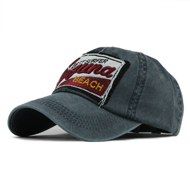 Casual Women's Fitted Baseball Cap