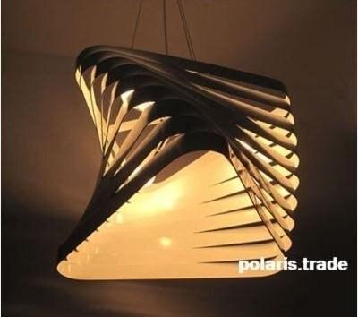 Phantom pendant lights Contemporary Black/White Pendant Lamp Light Lighting Fixture EMS FREE SHPIING phantom page light