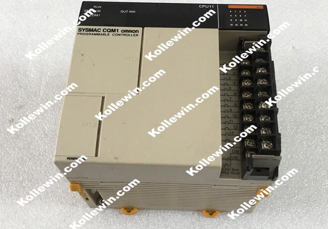 CQM1-CPU11-E PLC Module.