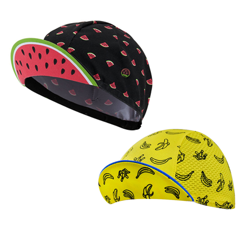 2018 hot black yellow Men and Women Cycling Bike Breathable Bicycle Cap bike cycling cap hat bicycle jersey hat One-Size