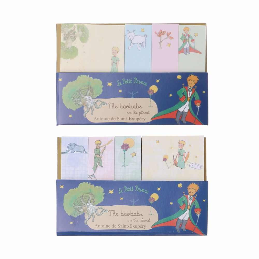 Creative little Prince Memo Pad weekly plan Sticky Note stationery School Supply