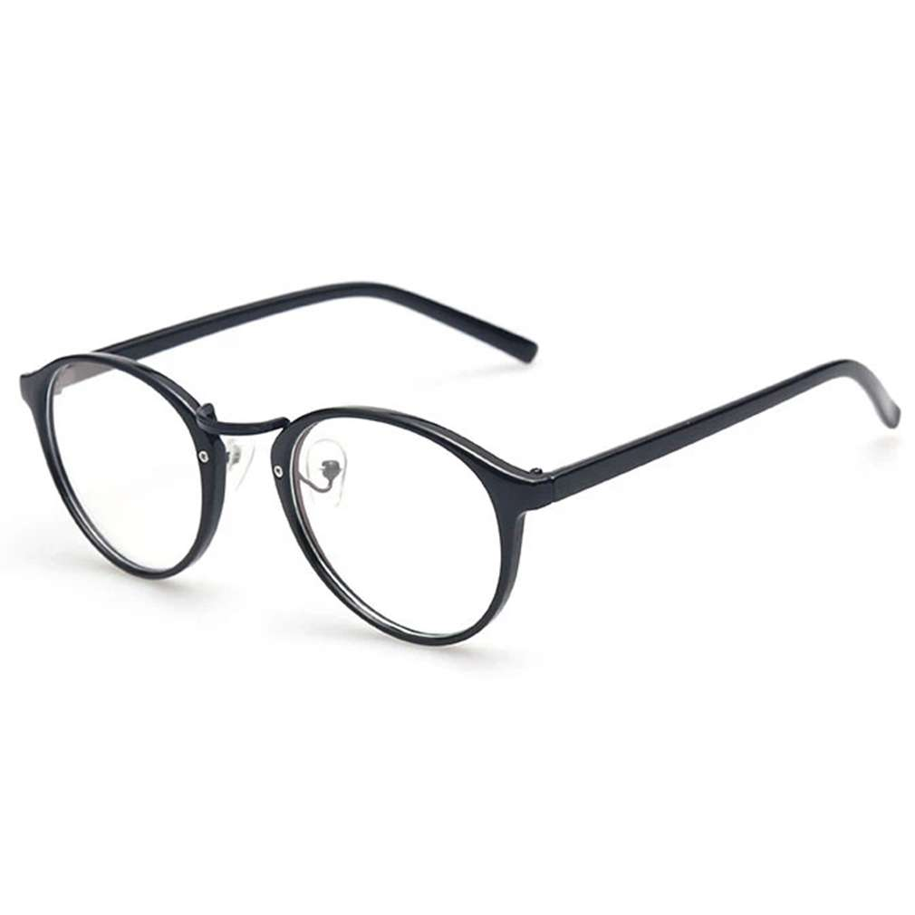 Retro Round Clear Reading Frame Eyeglasses Five Styles Both Eyewear For Man And Women Glasses