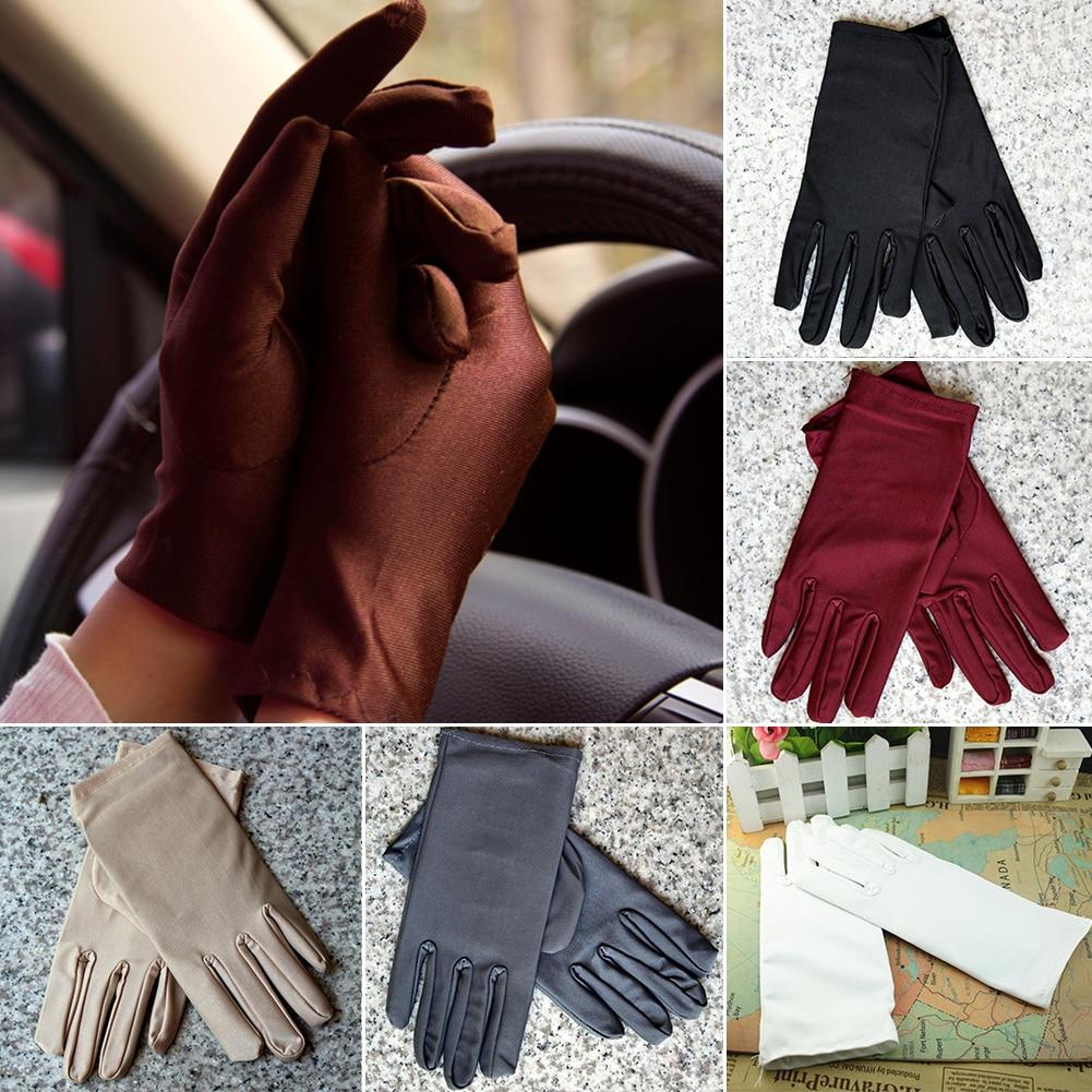KnSam Outdoor Gloves Gloves for Men Mens Leather Gloves Buckle Design