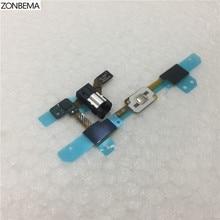 ZONBEMA New Home Button keypad Sensor Audio Jack Headphone Flex Cable For Samsung Galaxy J5 J500 J500F J5008