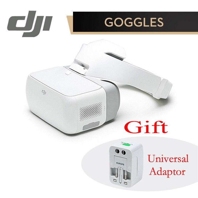 DJI Google Lunettes FPV HD VR Lunettes pour DJI Spark Mavic Pro Phantom 4 Inspirer Drones 1920x1080 Écrans suivi De la tête