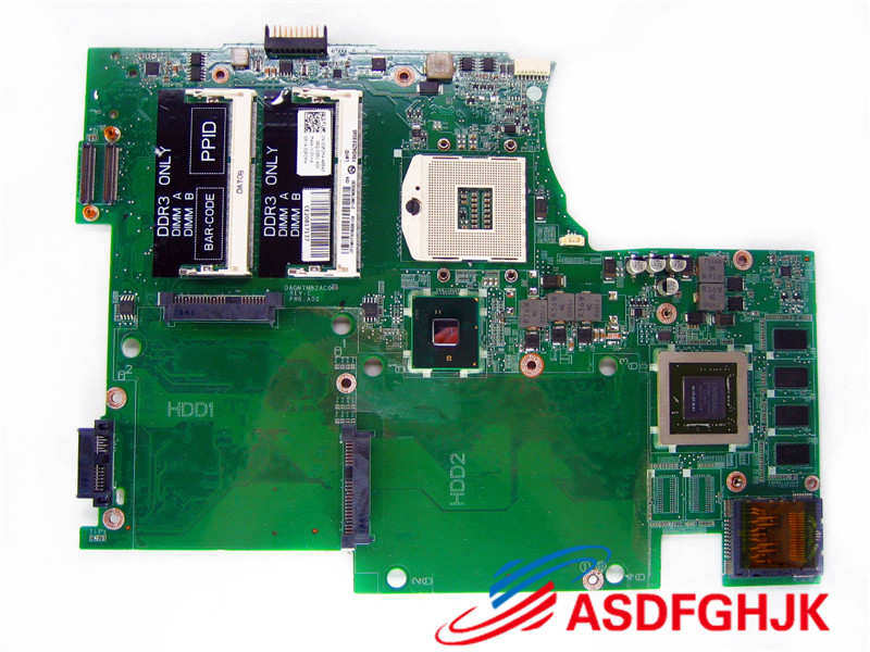 Original Motherboard FOR Dell FOR XPS 17 L701X DAGM7MB2AC0 3P2M4 CN-3P2M4 WITH GT435M Test Free ShippingOriginal Motherboard FOR Dell FOR XPS 17 L701X DAGM7MB2AC0 3P2M4 CN-3P2M4 WITH GT435M Test Free Shipping