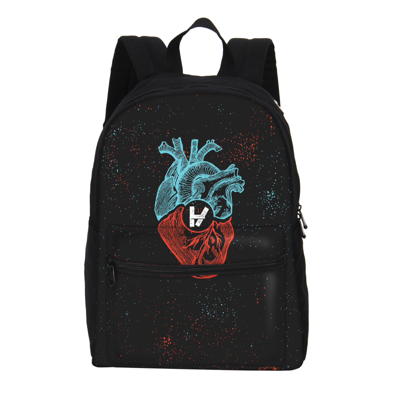 VEEVANV Men Backpacks Fashion Twenty One Pilots Printing Backpack Children Rucksack School Backpacks Teenager Boys Shoulder Bags