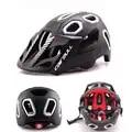 Велосипедный шлем, шлем для горного велосипеда со съемным козырьком, мягкий, регулируемый, для мужчин и женщин, Bluegrass, золотые глаза, caschi mtb ...