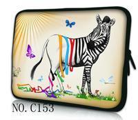 Zebra Laptop Sleeve Tablet Case Notebook Cover For 7 10 12 13 14