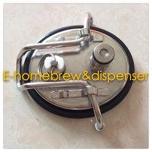 Free shipping!!! NEW Replacement Carbonation Lid /Soda keg lid